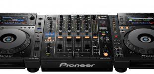 DJ комплект Pioneer CDJ-900×2 + Pioneer DJM-800